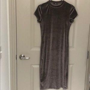 SHEIN Velvet Dress